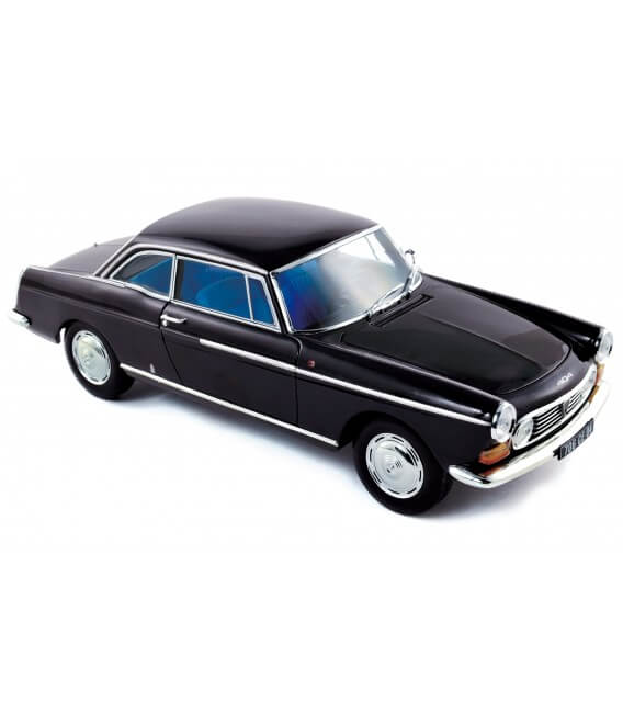 Peugeot 404 Coupé 1967 - Black