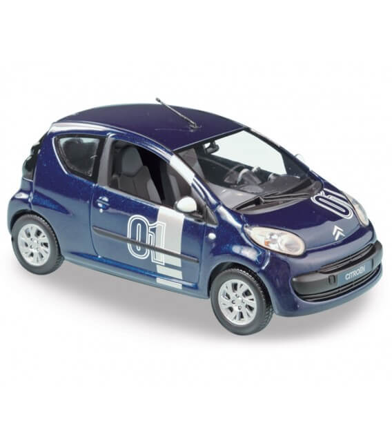 Citroën C1 Chrono 2007 - blue