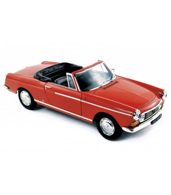 Peugeot 404 Cabriolet 1967 - Capanelle Red