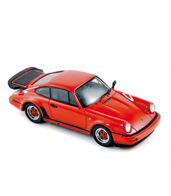 Porsche 911 Clubsport 1984 Indichred Provence Moulage