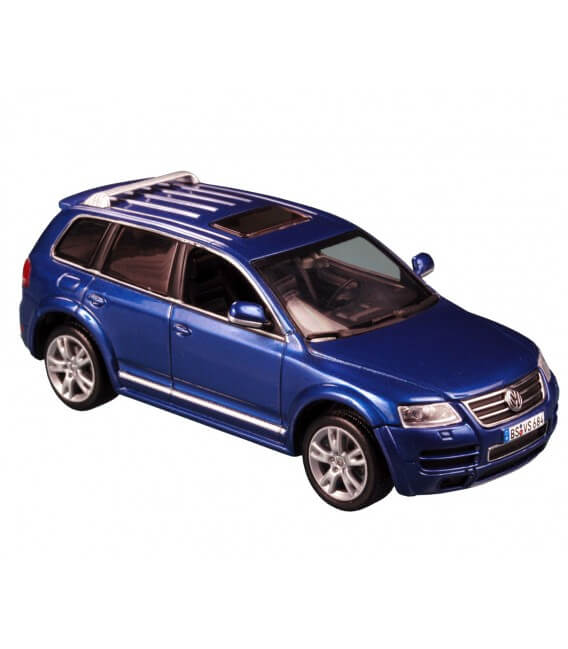 Volkswagen Touareg W12 Deep Blue Pearl Effect 1/43 NOREV