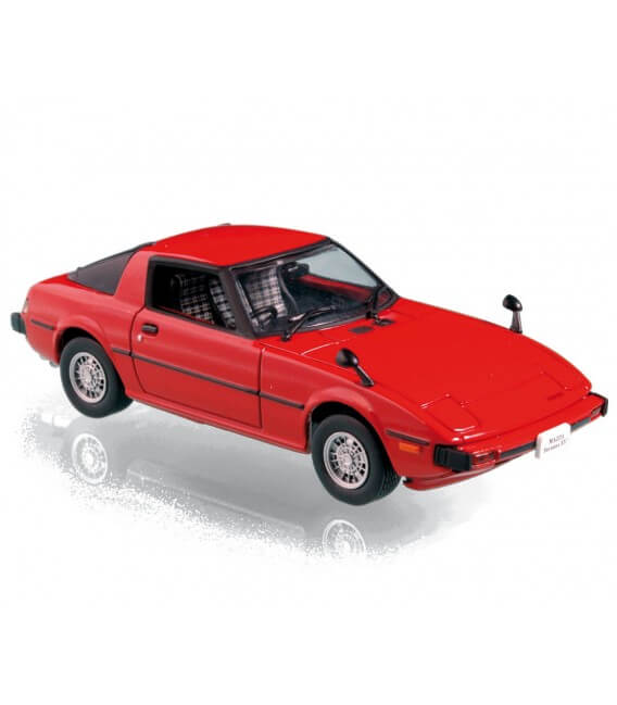 Mazda Savanna RX7 1978 - Sunrise Red