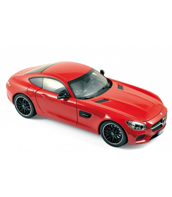 Mercedes-AMG GT 2015 - Red