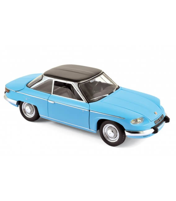 Panhard 24 CT 1964 - Tolede Blue & Black