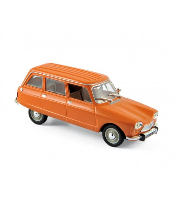 Citroën Ami 8 Break 1976 - Ténéré Orange