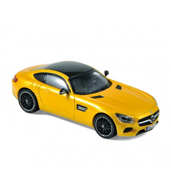 Mercedes-AMG GT 2015 - Yellow