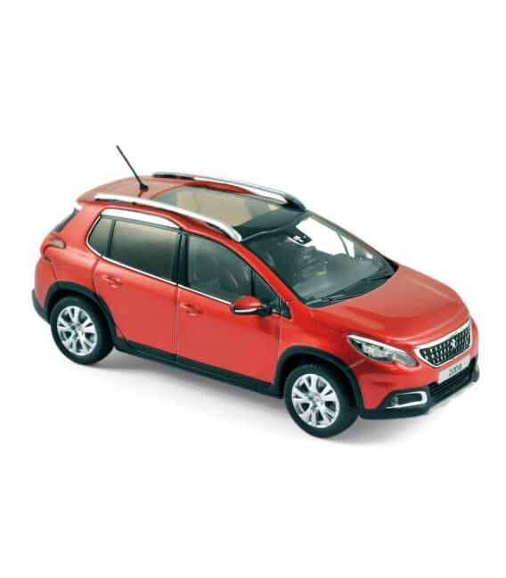 Peugeot 2008 2016 - Ultimate Red