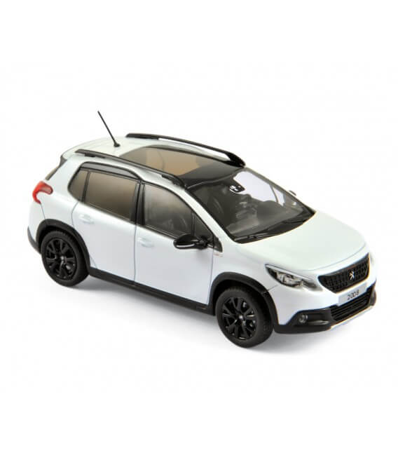 Peugeot 2008 GT Line 2016 - Pearl White