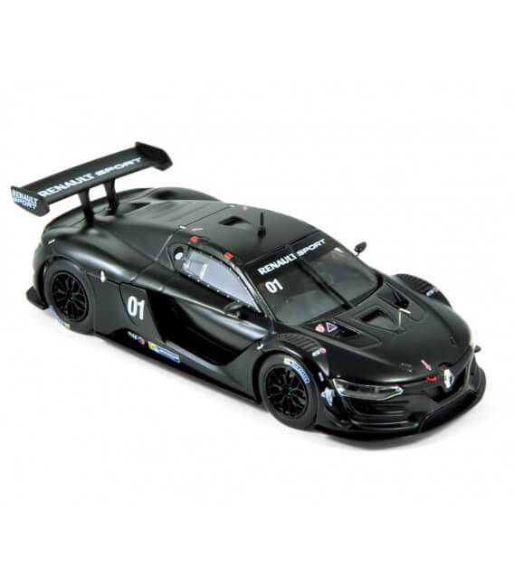Renault R.S.01 2014 - Test Black Version