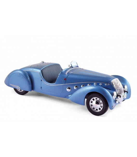 Peugeot 302 Darl'Mat Roadster 1937 - Blue Metallic