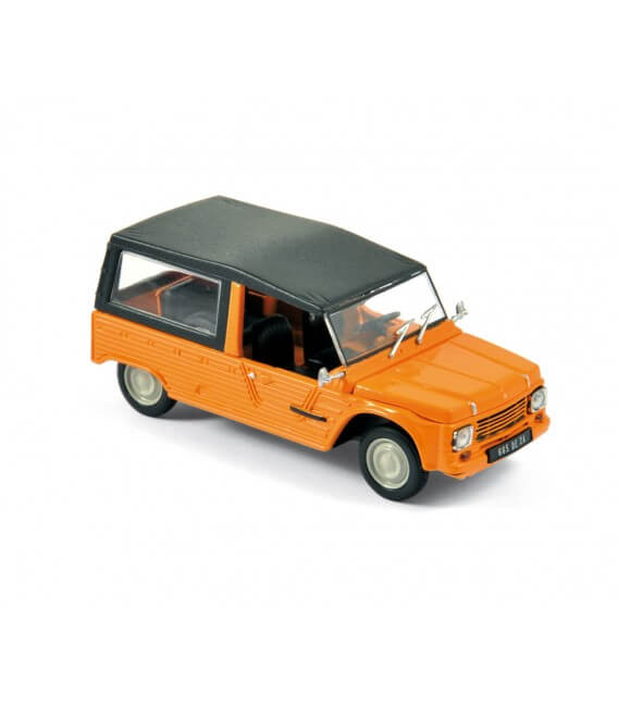 Citroën Méhari 1983 - Kirghiz Orange