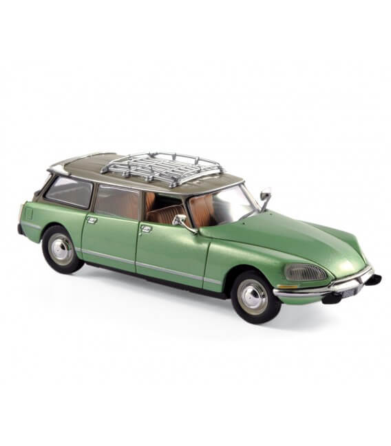Citroën DS 23 Break 1974 - Green Metallic