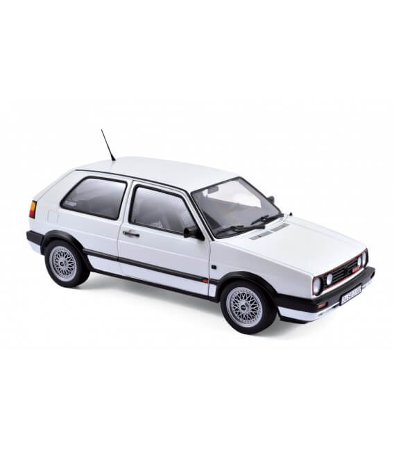 Volkswagen Golf GTI G60 1990 - White