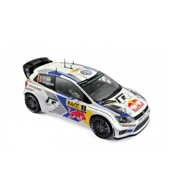 Volkswagen Polo R WRC - World Champion - Spain 2014 - N°1 Ogier