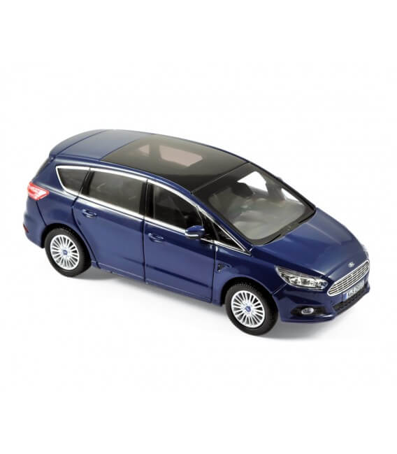 ford s max 2015 blue metallic. Black Bedroom Furniture Sets. Home Design Ideas