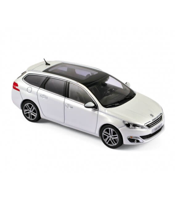 Peugeot 308 SW 2013 - Pearl White