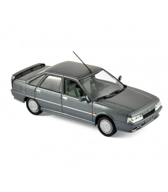 Renault 21 Turbo 1988 - Antracite Grey