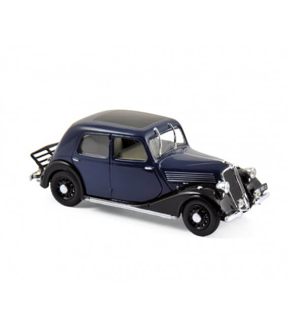 Renault Celtaquatre 1936 - Dark Blue & Black