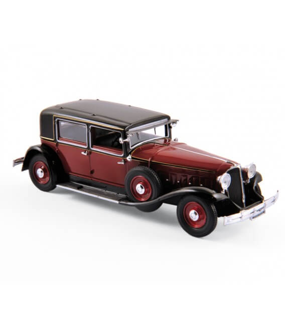 Renault Type RM2 Reinastella 1932 - Dark Red