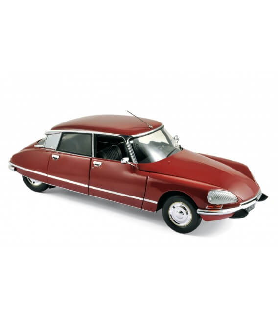 Citroën DS 23 Pallas 1973 - Massena Red