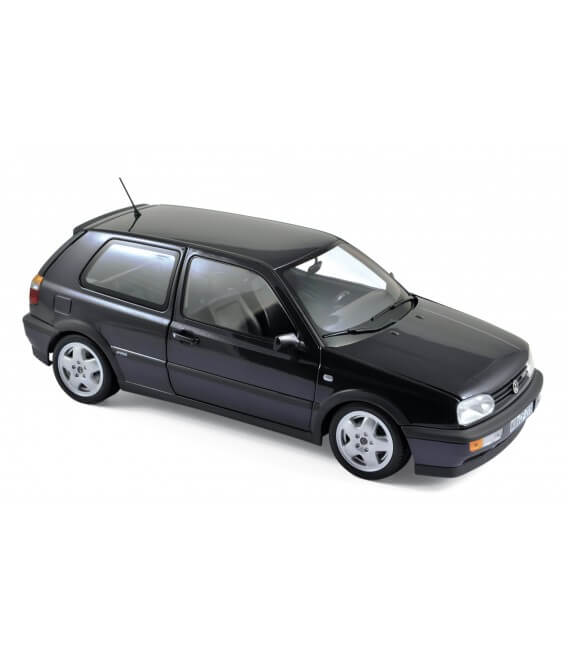 Volkswagen Golf VR6 1996 - Purple metallic