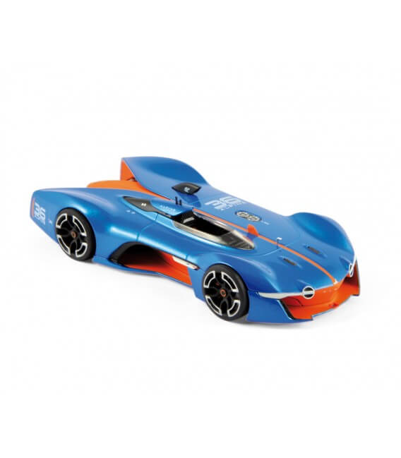 Alpine Vision Gran Turismo 2015 - Blue & Orange