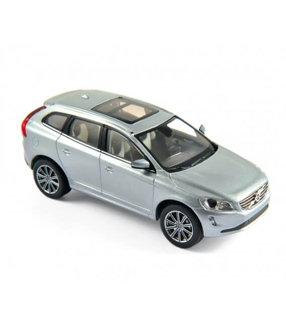 Volvo XC60 2013 - Electric silver