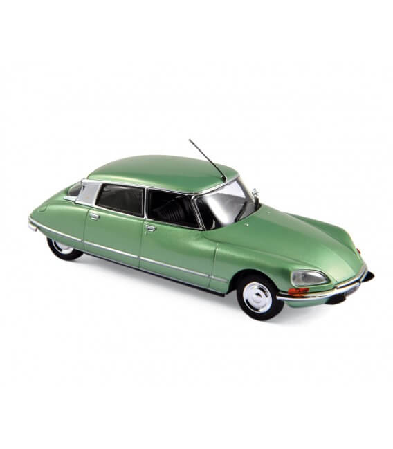 Citroen DS 23 Pallas 1973 - Green metallic
