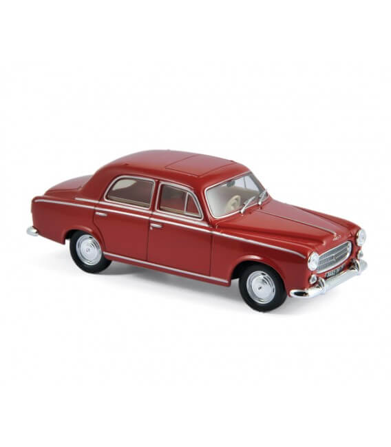 Peugeot 403 1963 - Rubis Red