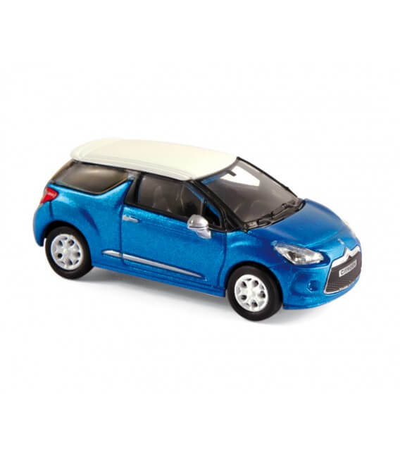 Citroën DS3 2010 - Blue & White