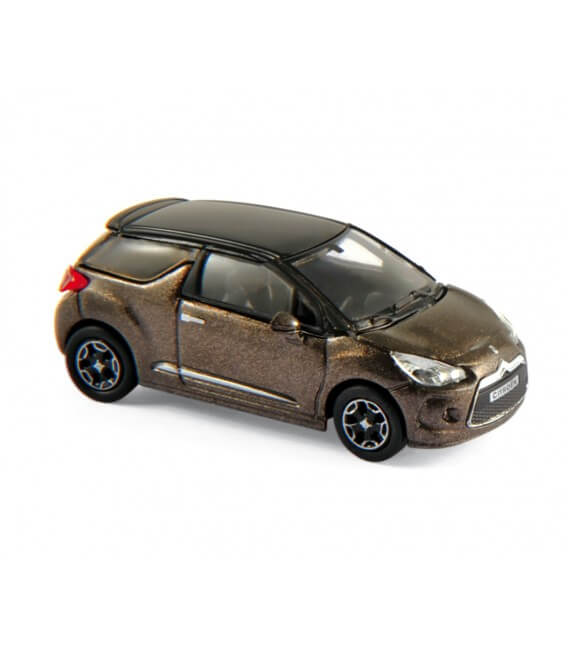 Citroën DS3 2010 - Brown & Black