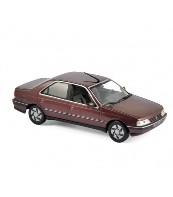 Peugeot 405 SRI 1991 - Alhambra Red
