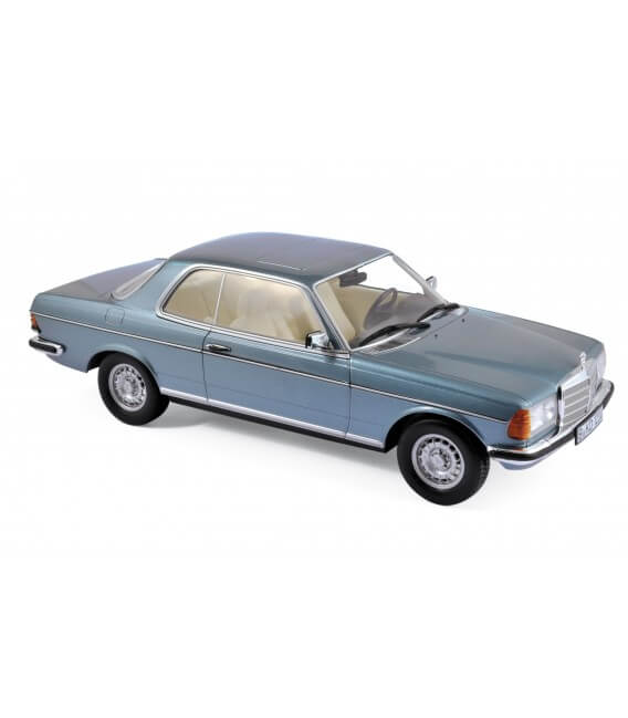 Mercedes-Benz 280 CE 1980 - Silverblue metallic