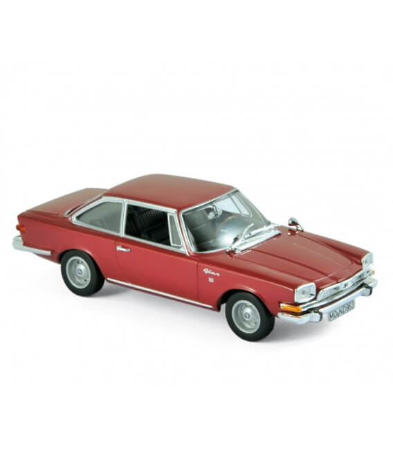 Glas V8 2600 1967 - Red metallic