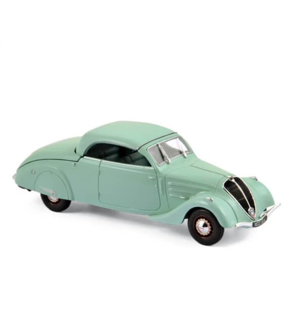 Peugeot 402 Eclipse 1937 - Light Green