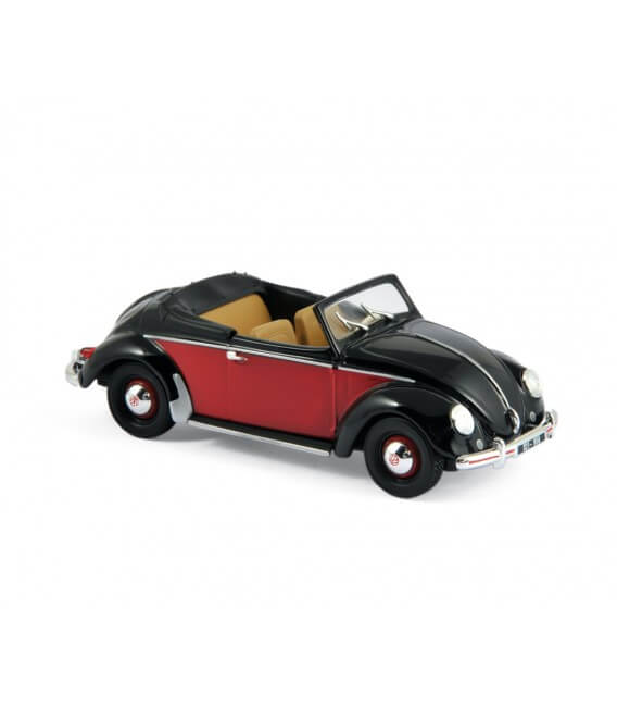 Volkswagen Hebmüller 1949 - Black & Red