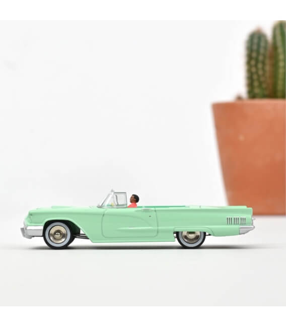 Ford Thunderbird 1960 - Adriatic Green