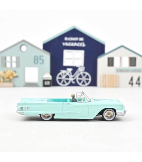 Ford Thunderbird 1960 - Aquamarine