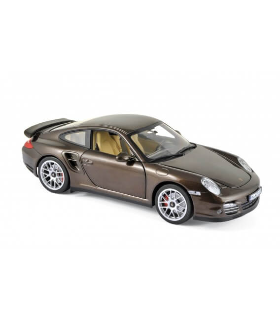 Porsche 911 Turbo 2010 - Brown metallic
