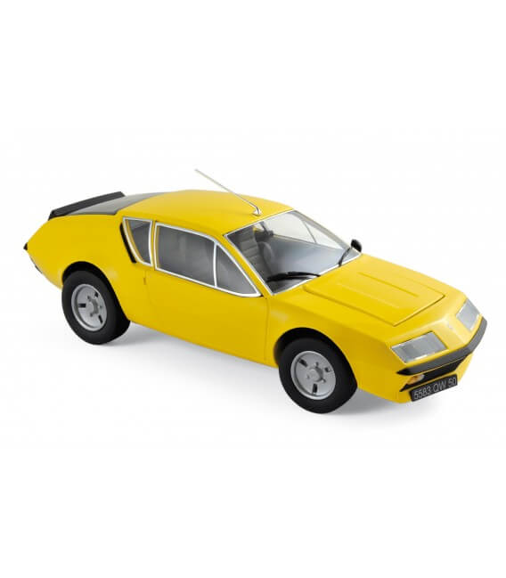Renault Alpine A310 1977 - Yellow