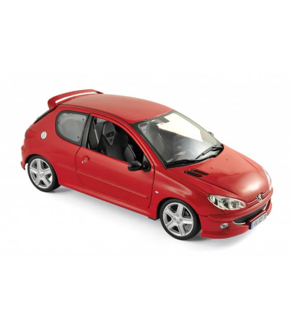 Peugeot 206 RC 2003 - Aden Red