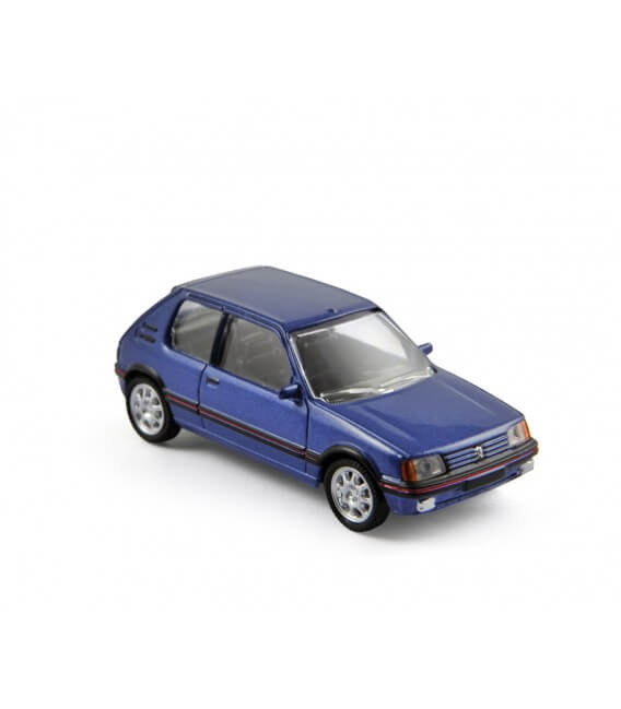 Peugeot 205 GTi 1988 - Metallic Blue