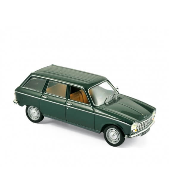 Peugeot 204 Break 1969 - Antique Green