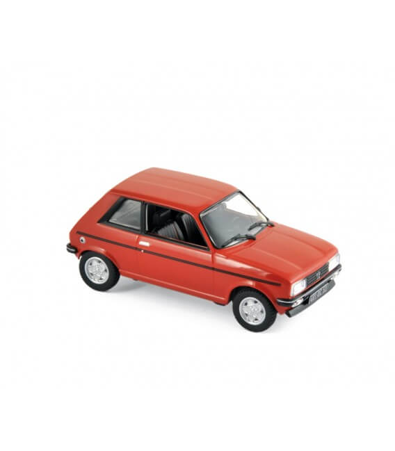 Peugeot 104 ZS 1979 - Persan Red