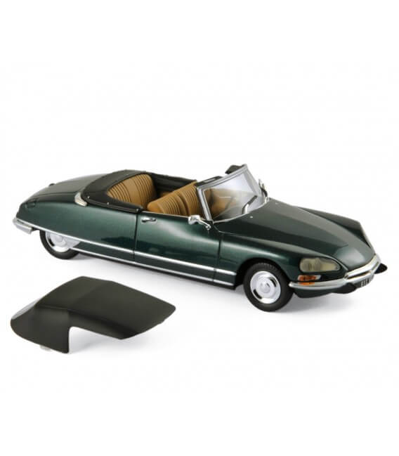 Citroën DS 21 Cabriolet 1971 - Forest Green