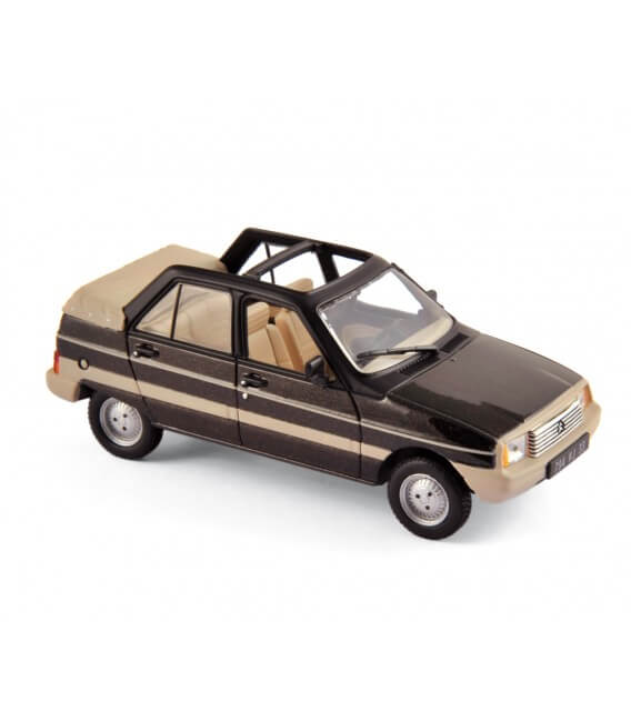 Citroën Visa Décapotable 1984 - Vison Brown