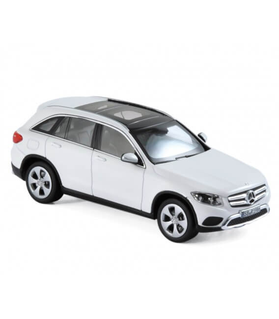 Mercedes-Benz GLC 2015 - White