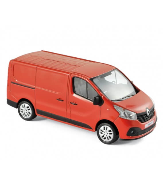 Renault Trafic 2014 - Red