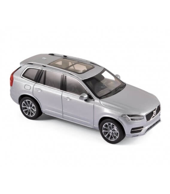 Volvo XC90 2015 - Electric Silver