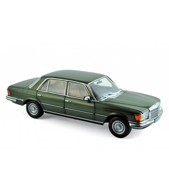 Mercedes-Benz 450 SEL 6.9 1976 - Green metallic